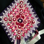 wow rosettes Huge 2foot point to point